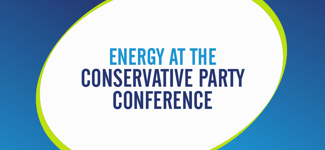 Energy at the Conservative Party Conference