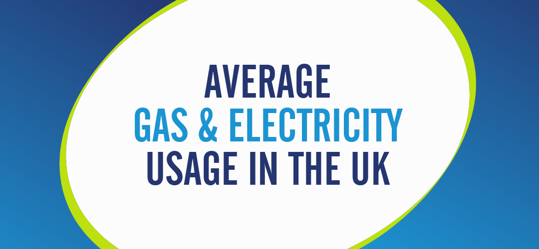Average Gas & Electricity Usage in the UK