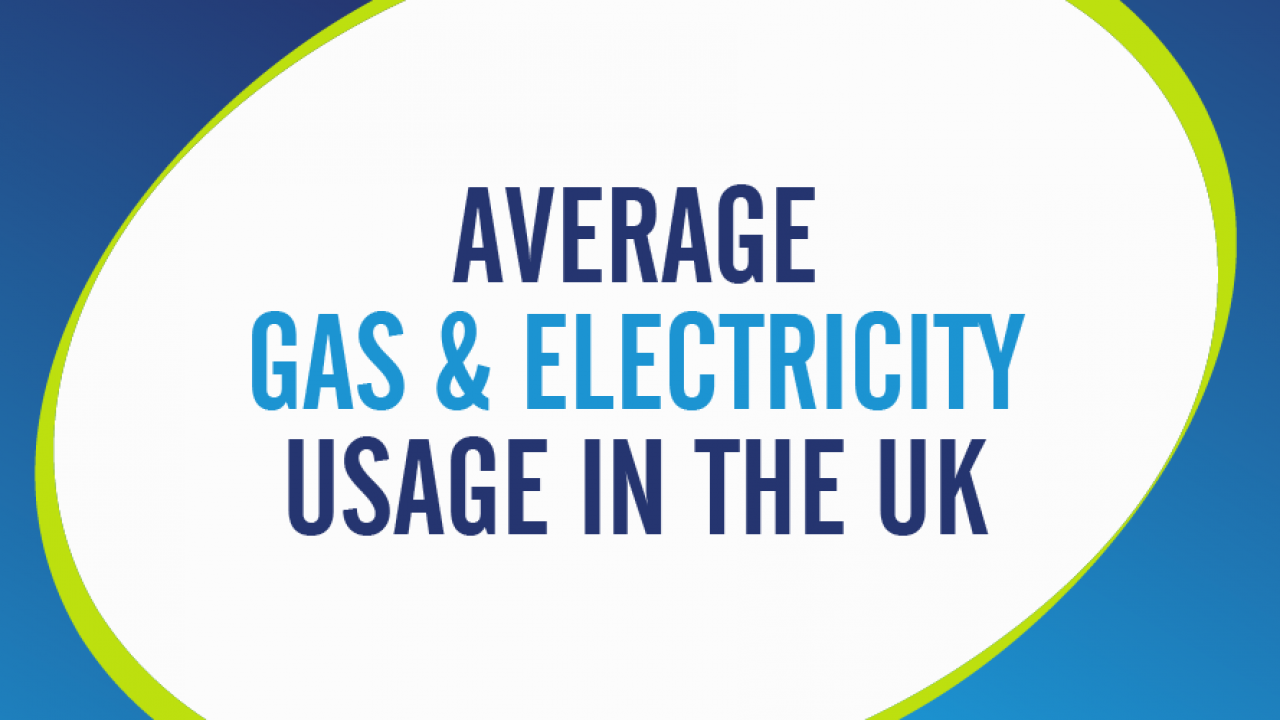 The Average Gas Electricity Usage In The Uk Smarter Business