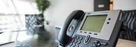 Image of a business phone