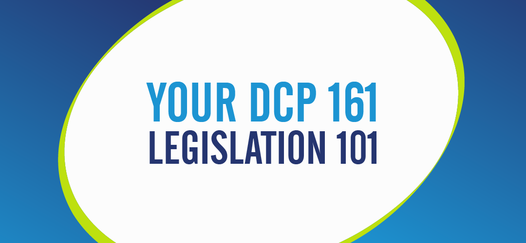 YOUR DCP 161