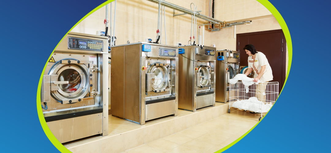 10 TOP TIPS FOR LAUNDROMAT ENERGY EFFICIENCY
