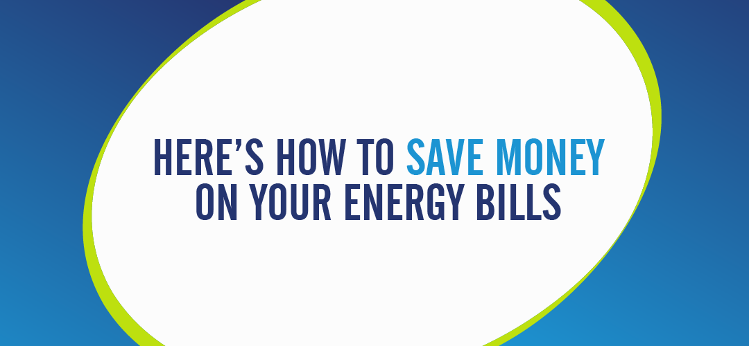 INFOGRAPHIC: How to Save Money on Energy Bills