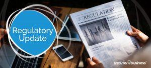 Smarter Business Energy Industry Regulatory Update Header