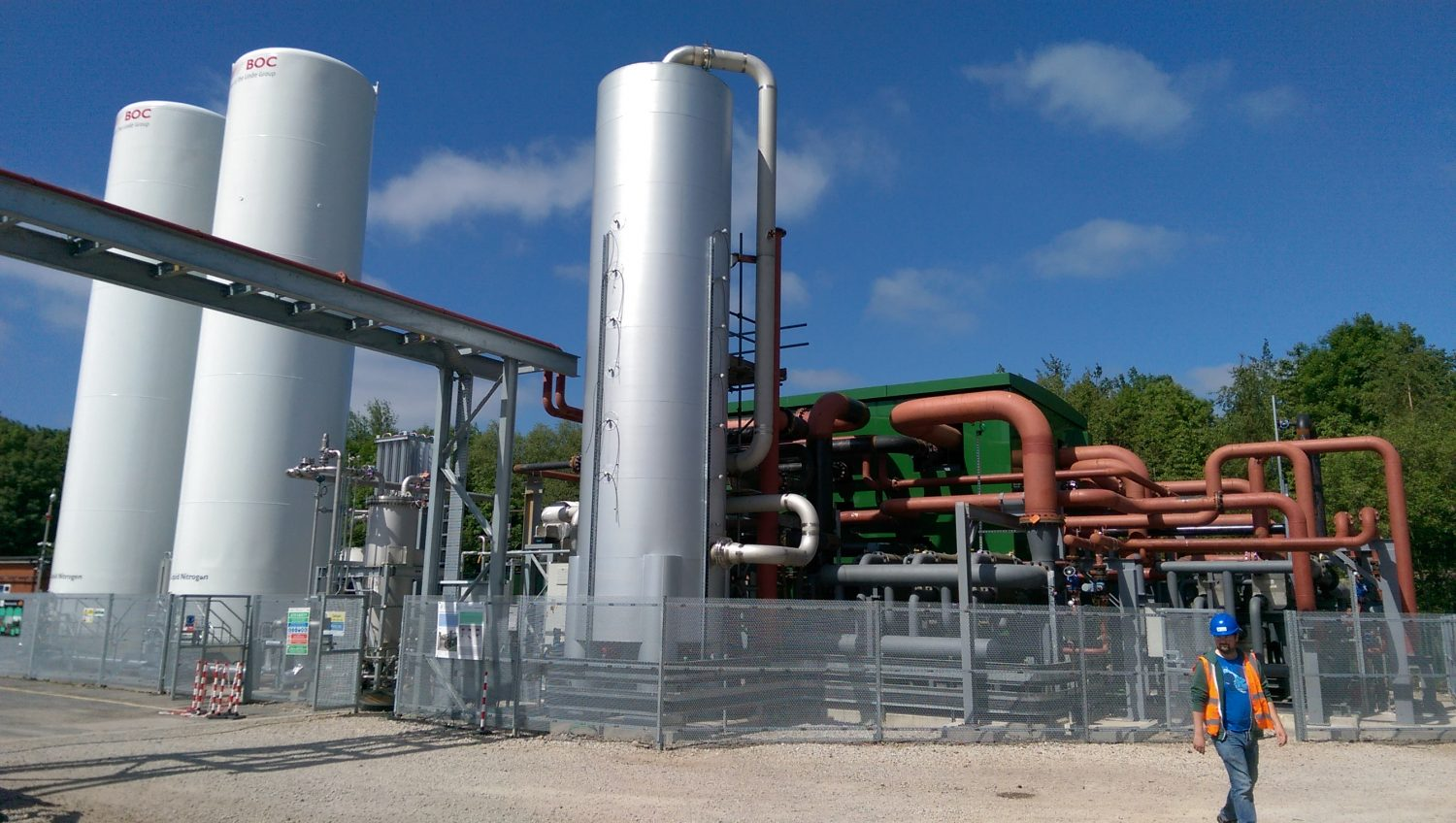What is a Liquid Air Energy Storage System? - Smarter Business
