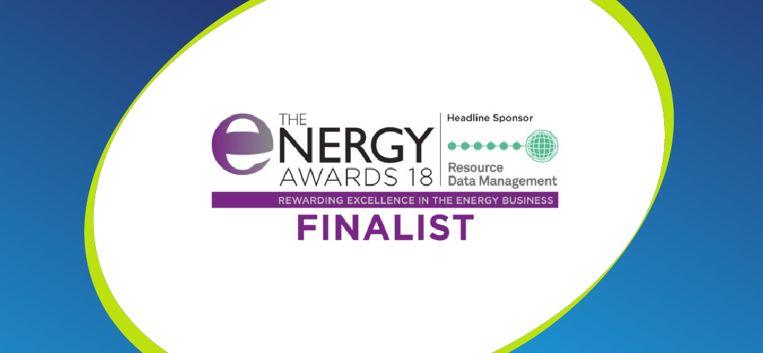 Smarter Business shortlisted - energy awards TPI of the Year