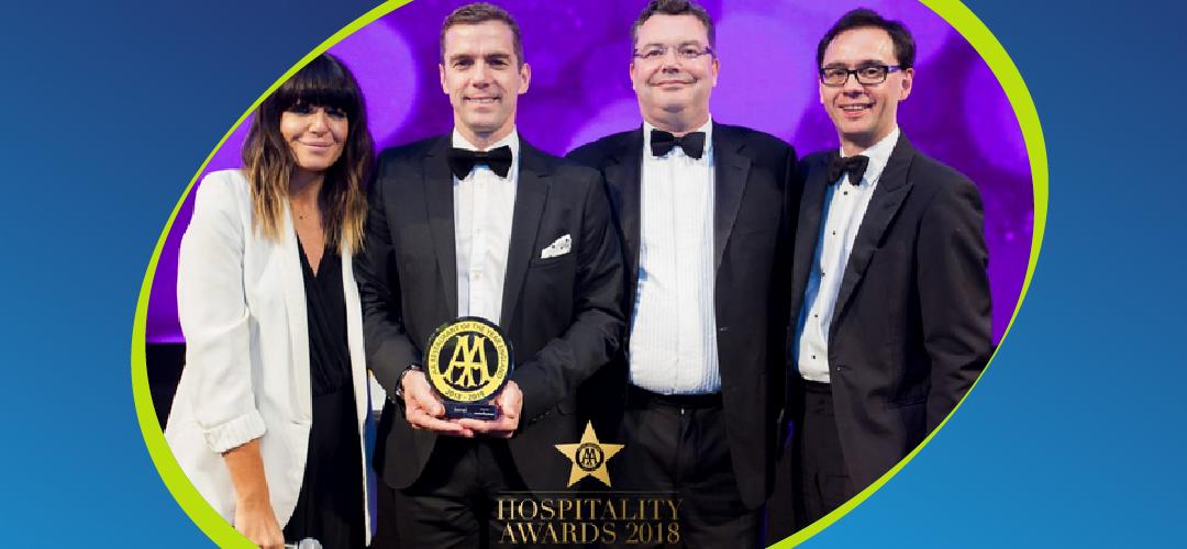 Sorrel Restaurant - AA Hospitality Awards Restaurant of the Year