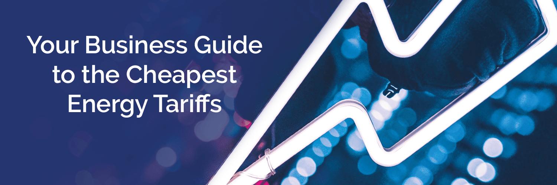 Cheapest Business energy tariff guide - Smarter Business