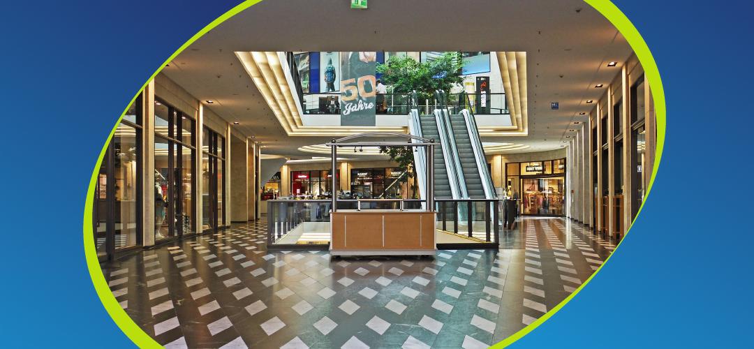 Lighten overheads with energy efficient retail lighting