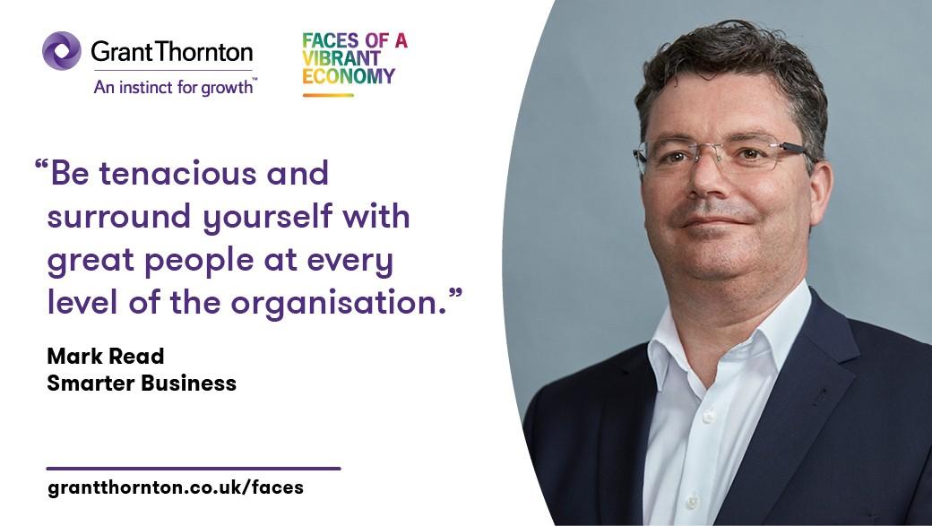 Mark Read - Faces of a vibrant economy