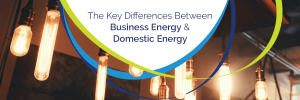Compare domestic energy vs business energy