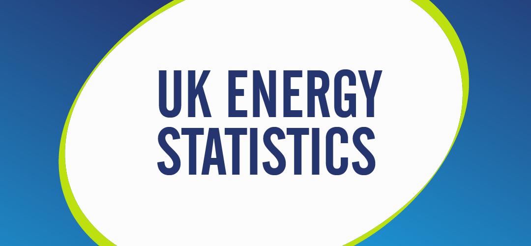 UK ENERGY STATISTICS 2018