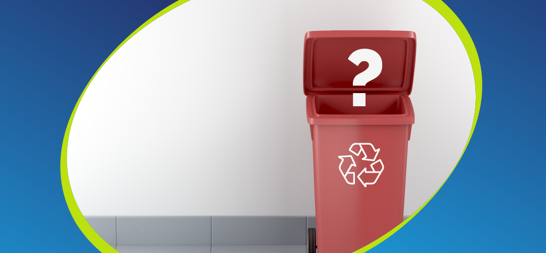 Does your business plan for recycling and waste management?