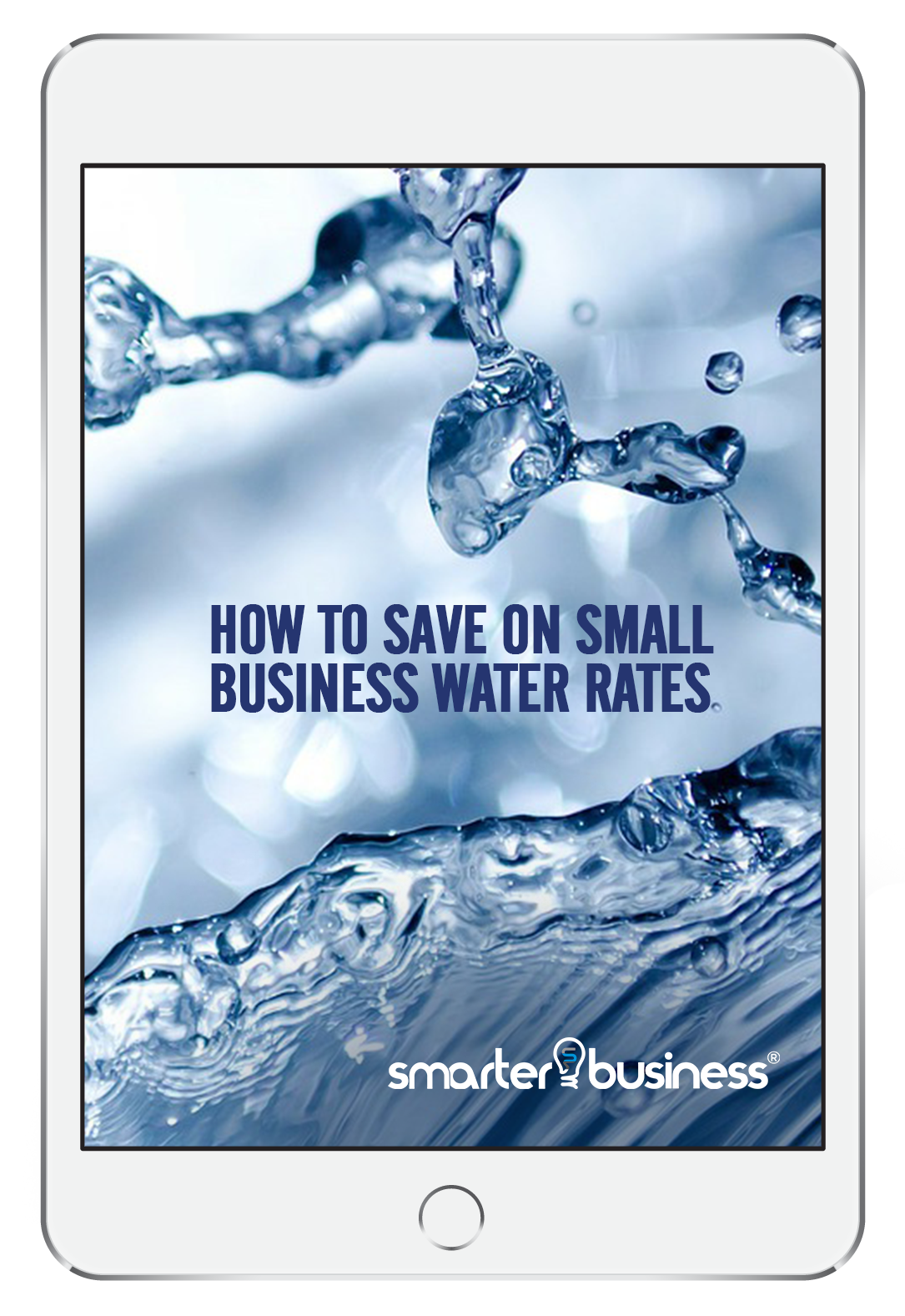 HOW TO SAVE ON SMALL BUSINESS WATER RATES