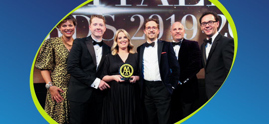 Smarter Business at the AA Awards