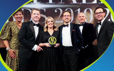 AA Hospitality Awards: Smarter Business Sponsors 'Restaurant of the Year'