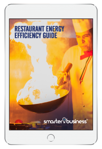 How can you make your restaurant more energy efficient?