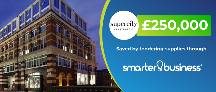 Supercity Hotels with Smarter Business