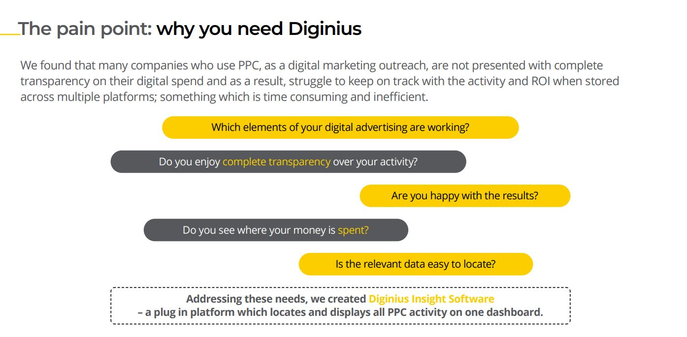 Why you need Diginius