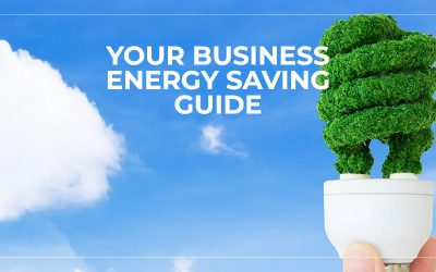 Your business energy saving guide
